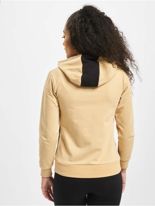 GymCodes Демисезонная куртка Lady Zip бежевый