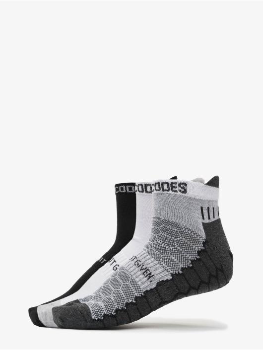 GymCodes Ponožky GymCodes šedá