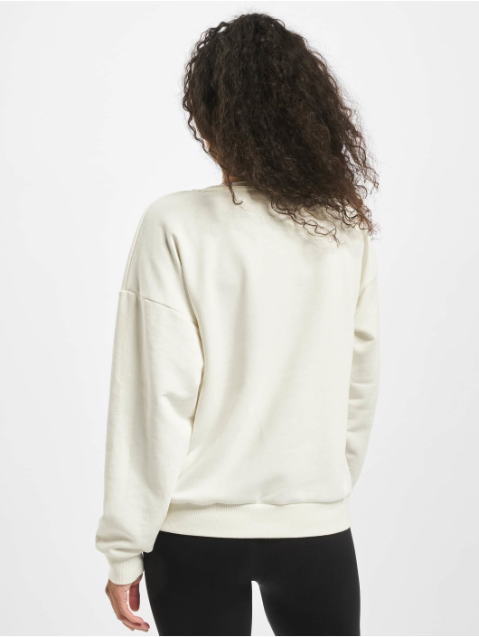 GymCodes Pullover Cozy Oversized white