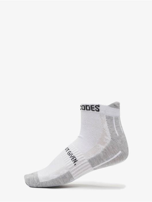 GymCodes Socks GymCodes gray