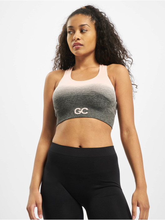 GymCodes Sports Bra Sao Paulo Full Freedom rose