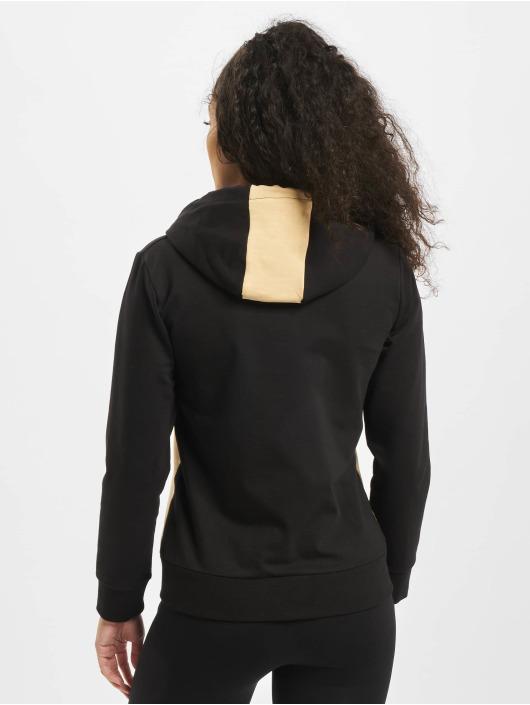 GymCodes Übergangsjacke Lady Zip schwarz