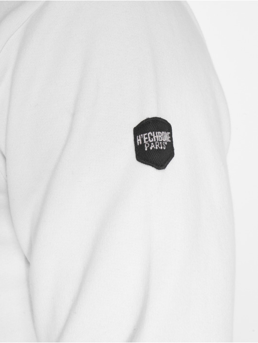 Hechbone Bluzy z kapturem Classic bialy