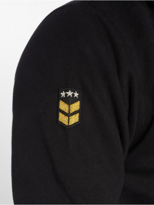 Hechbone Bluzy z kapturem Laurel czarny