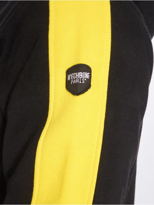 Hechbone Bluzy z kapturem Flock czarny