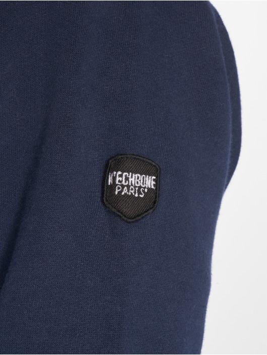 Hechbone Bluzy z kapturem Classic niebieski