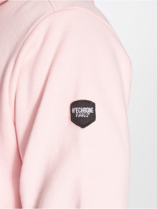 Hechbone Bluzy z kapturem Classic rózowy