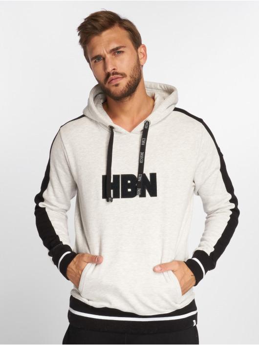 Hechbone Bluzy z kapturem Hoody szary