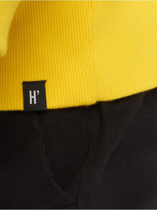 Hechbone Felpa con cappuccio Colorblock nero