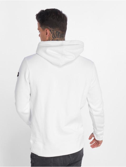 Hechbone Hoodie Classic white