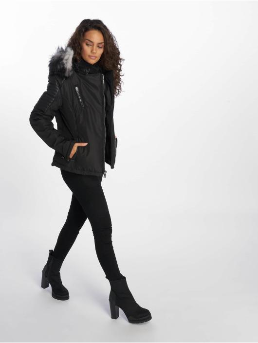 Hechbone Manteau hiver Classic noir
