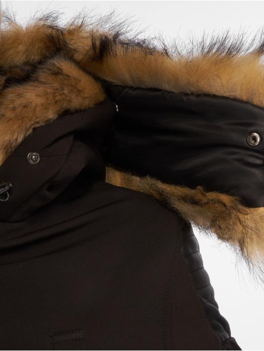 Hechbone Parka Riki noir