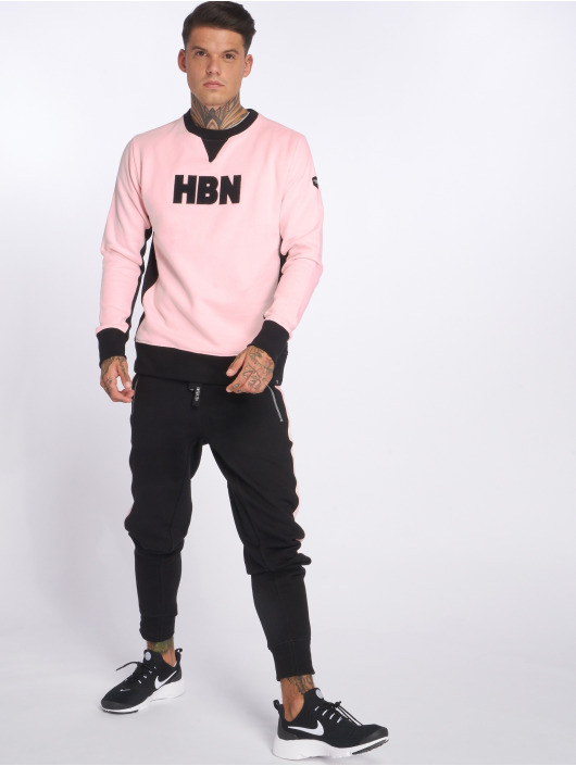 Hechbone Pullover Flock rosa