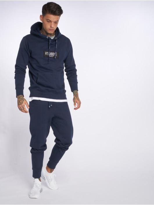 Hechbone Spodnie do joggingu Classic niebieski