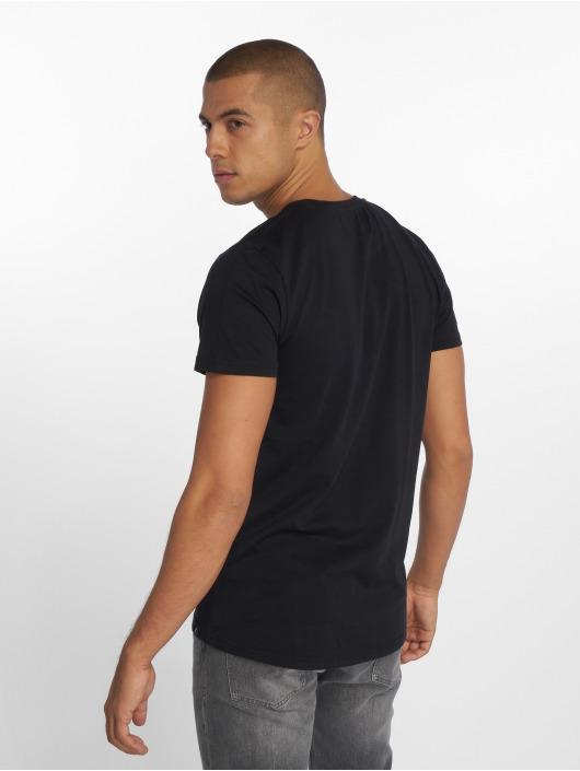 Hechbone T-Shirt Patch schwarz