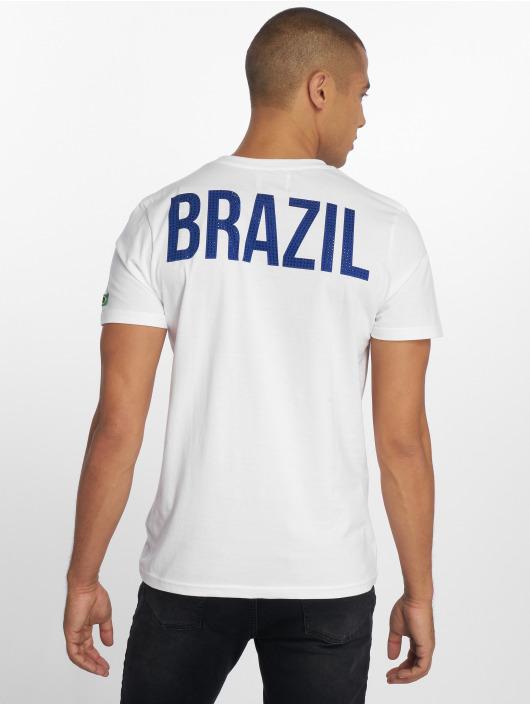 Hechbone T-Shirt Favelas white