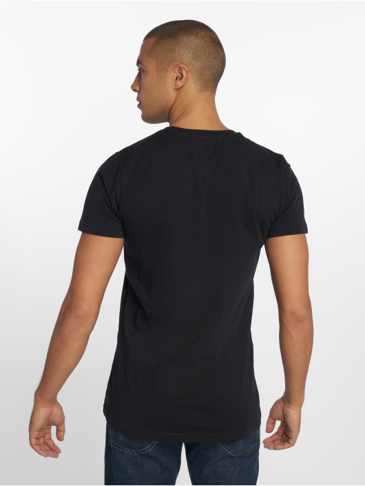 Hechbone T-Shirty Stitch czarny