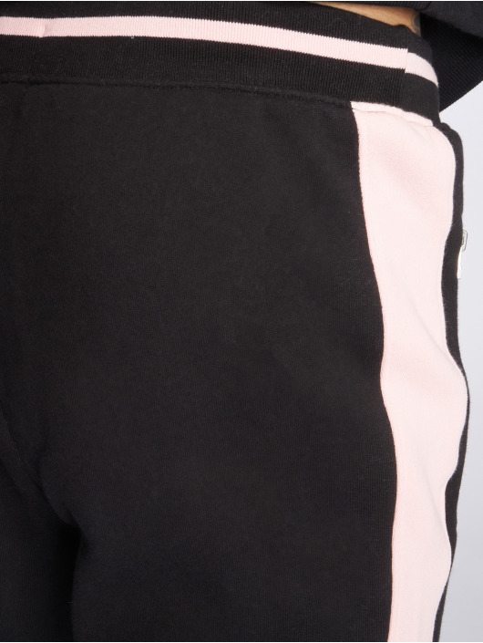 Hechbone tepláky Stripe èierna