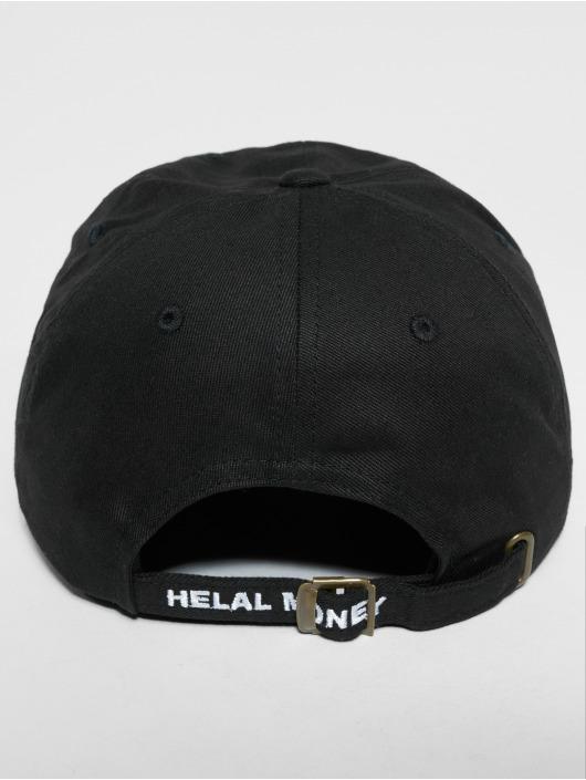 Helal Money 5 Panel Caps LOGO black