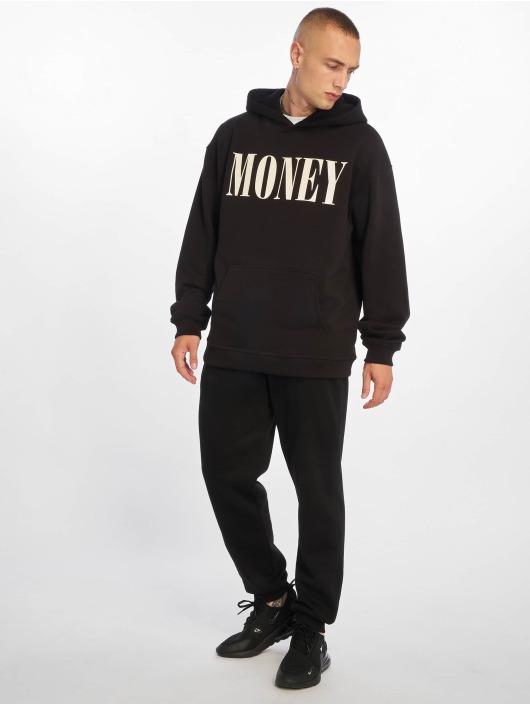 Helal Money Bluzy z kapturem Helal Money czarny