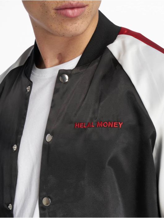Helal Money College Jacke Money schwarz