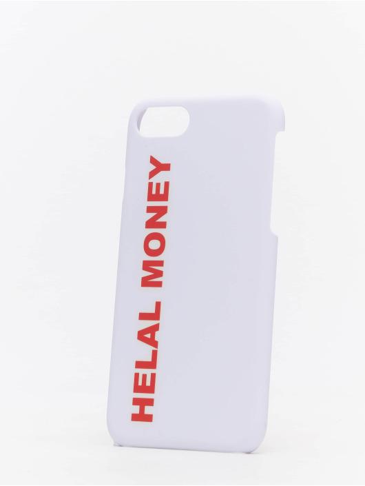 Helal Money Coque téléphone Phone blanc