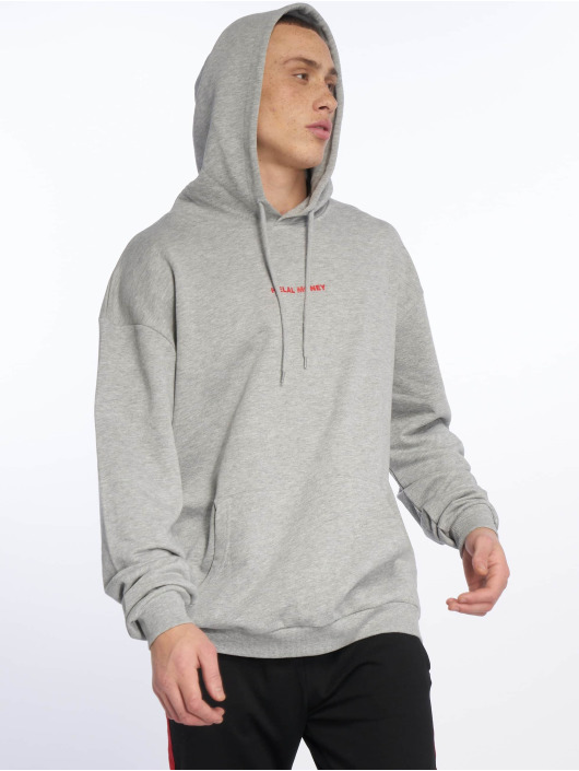 Helal Money Hoodie Definition grey
