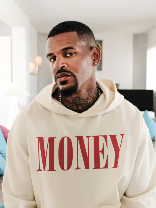 Helal Money Hoodie Helal Money white