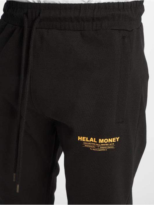 Money And Homme Slide Slack Noir Jogging Helal 575621 VqSMUzp