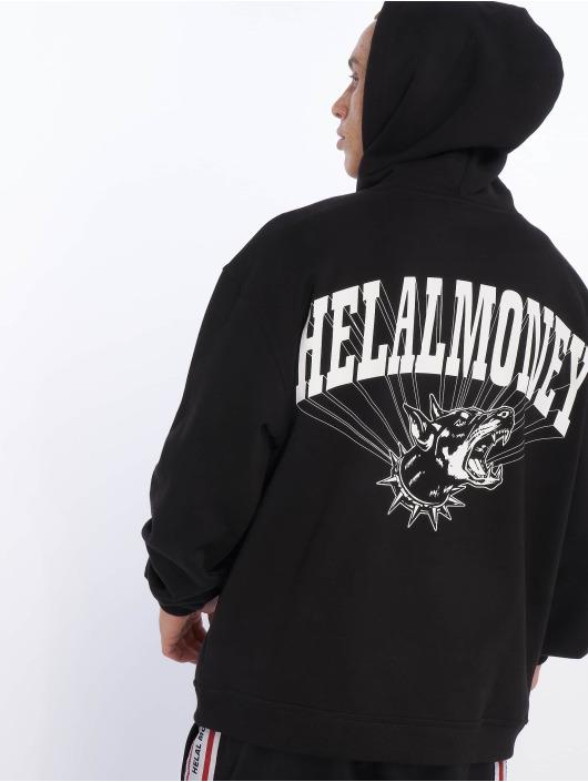 Helal Money Mikiny No Biting Allowed èierna