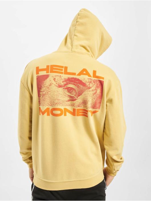 Helal Money Mikiny Franklin béžová