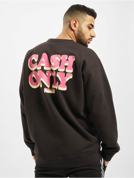 Helal Money Pullover Cash Only Pls schwarz