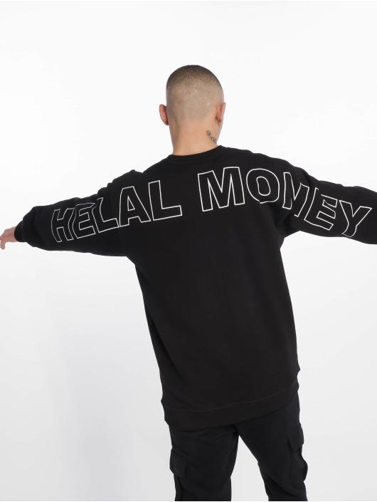 Helal Money Pulóvre Fully Armed èierna