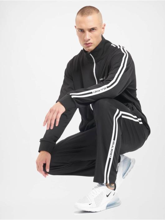 Helal Money Spodnie do joggingu Helal Money czarny