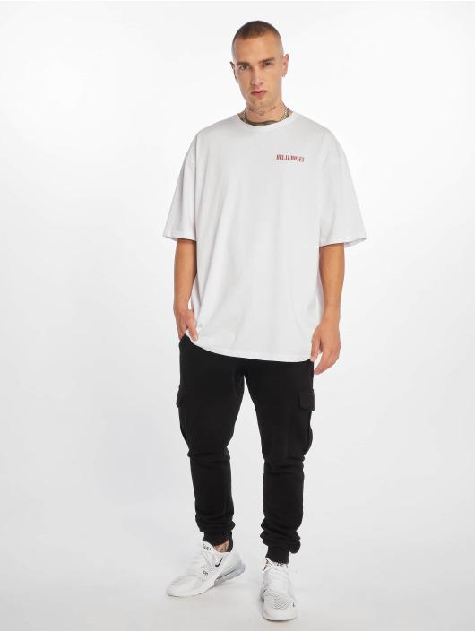 Helal Money T-Shirt Cash Only blanc