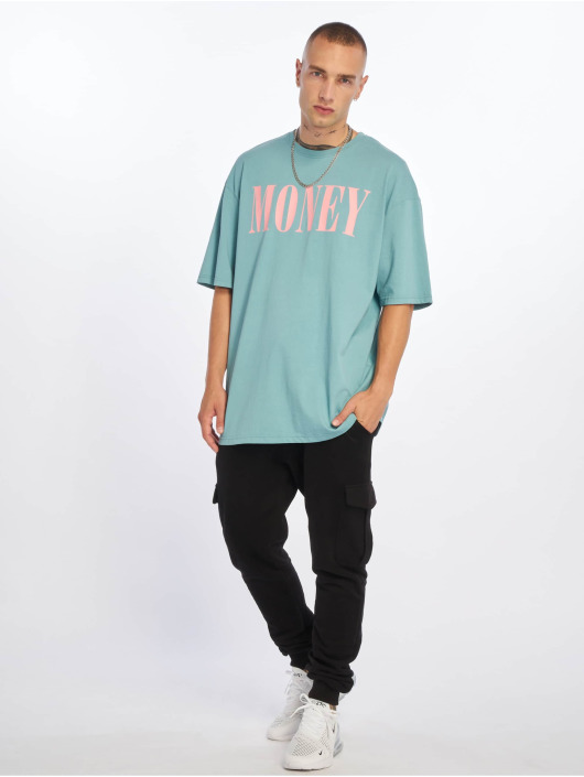 Helal Money T-Shirt Helal Money bleu