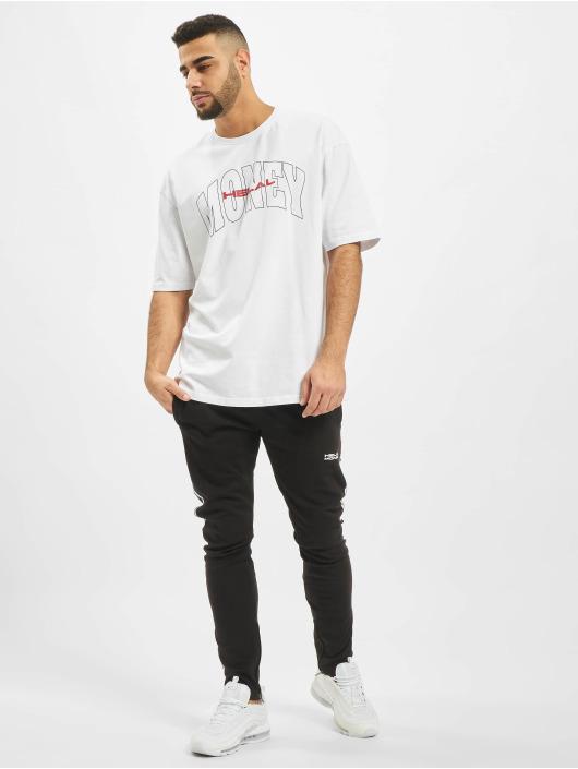 Helal Money T-Shirt Helal Money weiß