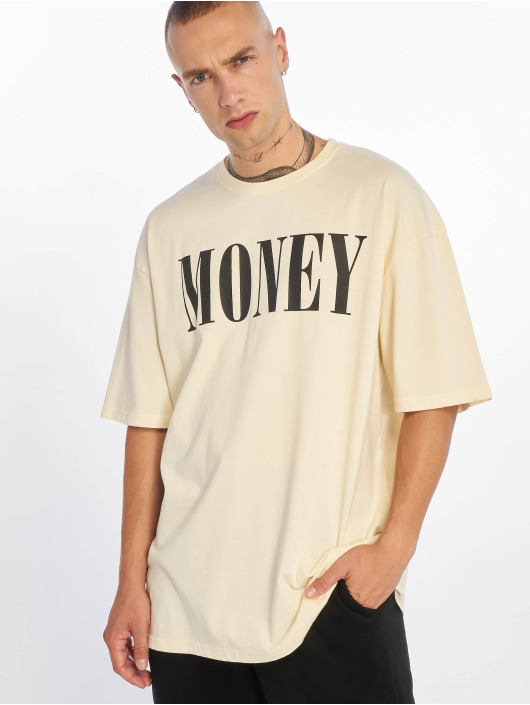 Helal Money T-Shirty Helal Money bialy