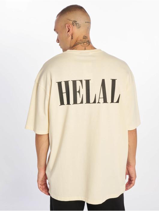 Helal Money T-skjorter Helal Money hvit