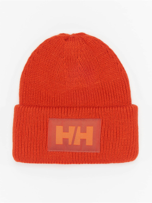 Helly Hansen Čepice Box oranžový