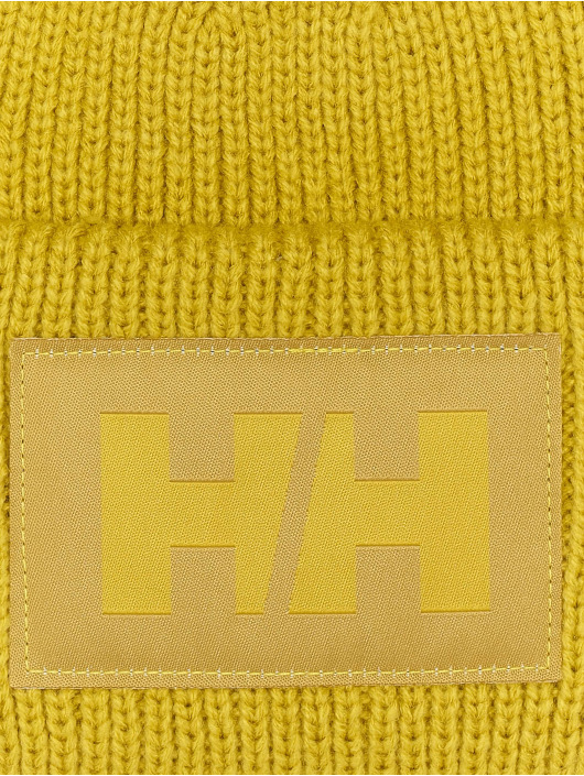 Helly Hansen Čiapky Box Beanie žltá