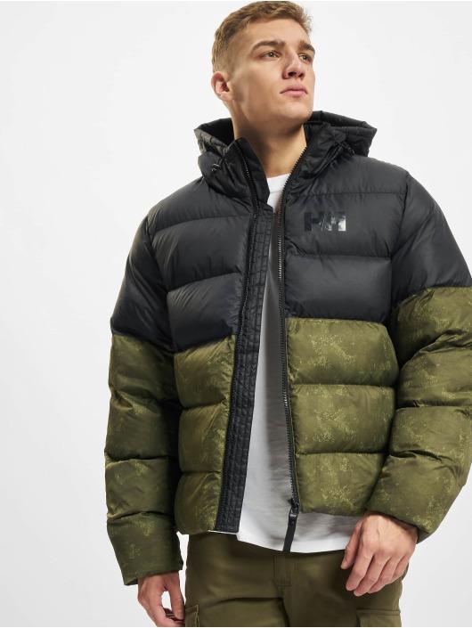 Helly Hansen Зимняя куртка Active зеленый