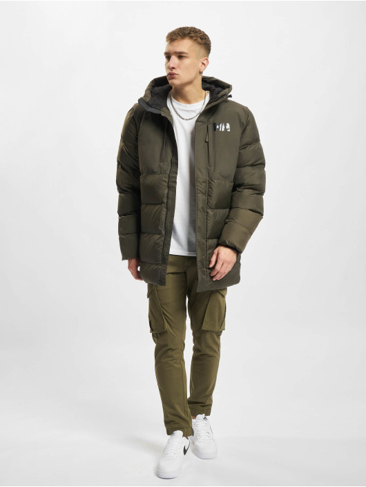 Helly Hansen Зимняя куртка Active Long хаки