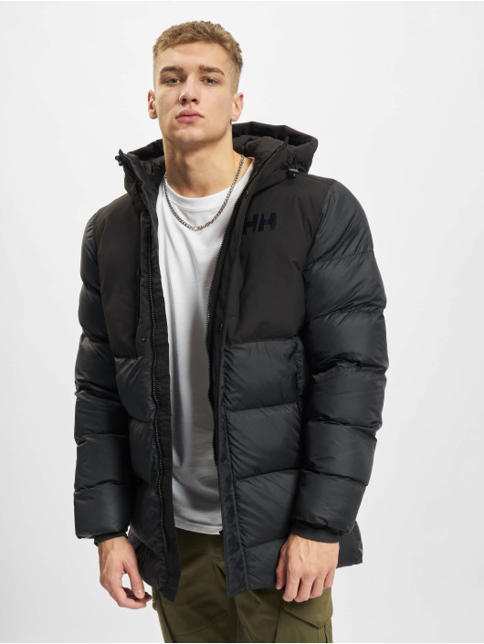 Helly Hansen Зимняя куртка Active Long черный