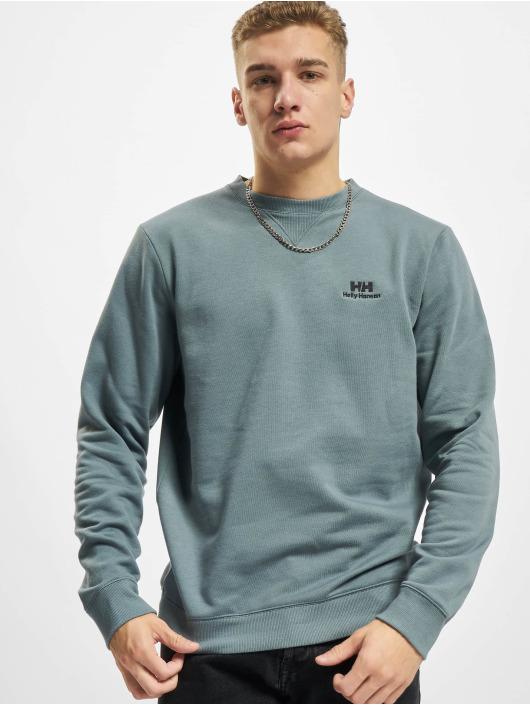 Helly Hansen Пуловер YU Crew серый