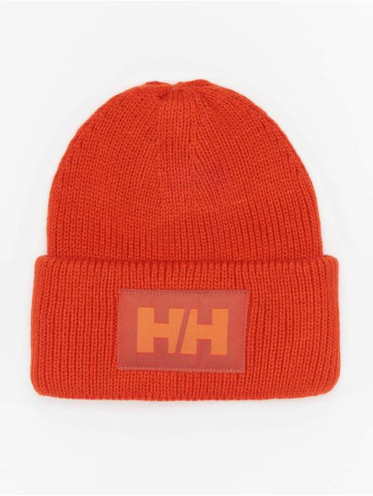 Helly Hansen шляпа Box оранжевый