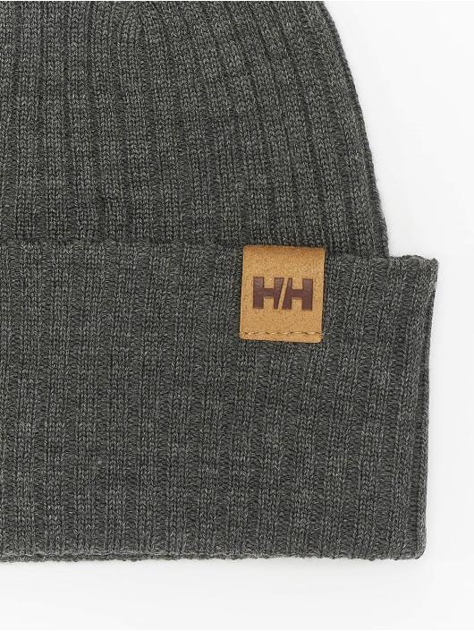Helly Hansen шляпа Business серый