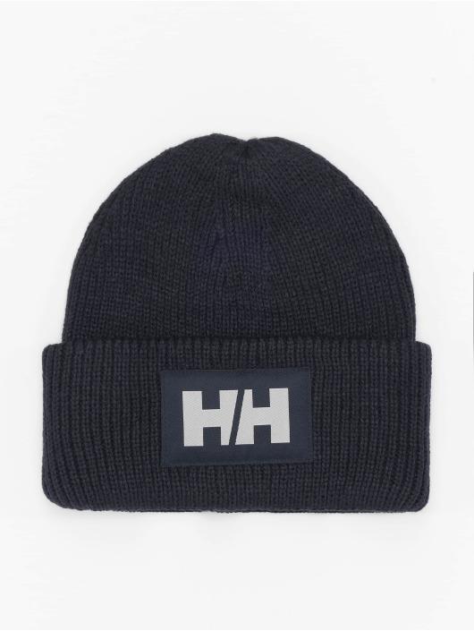 Helly Hansen Beanie Box blue