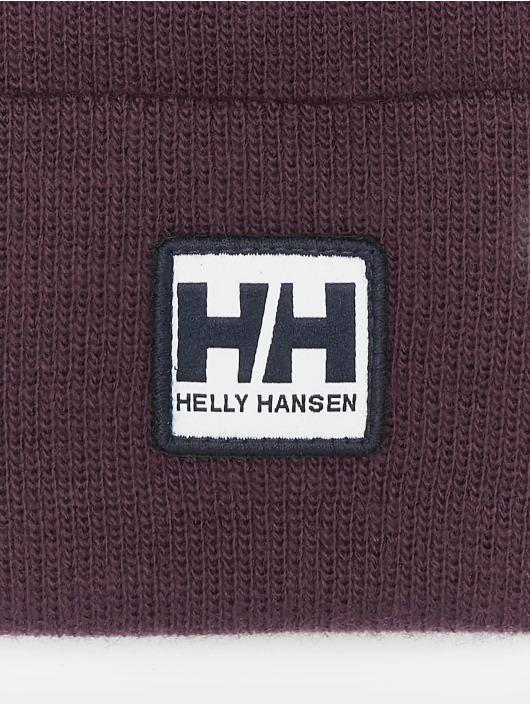 Helly Hansen Beanie Urban Cuff röd