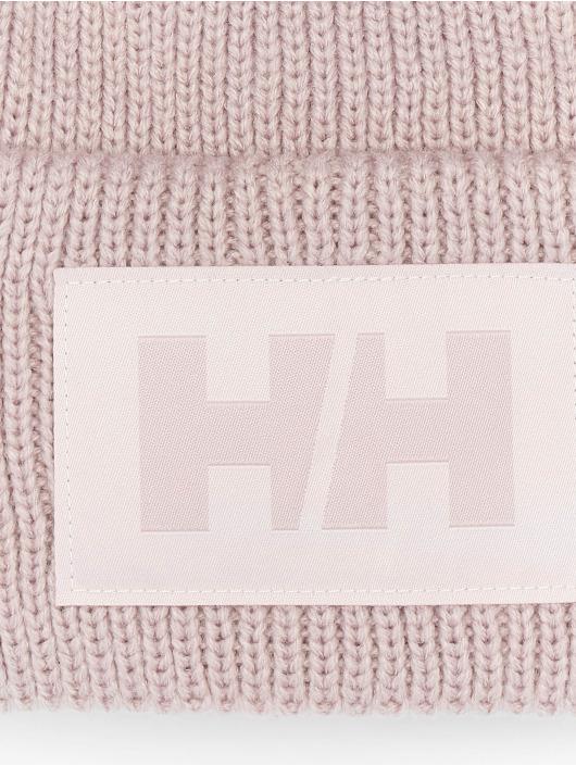 Helly Hansen Beanie Box rosa chiaro